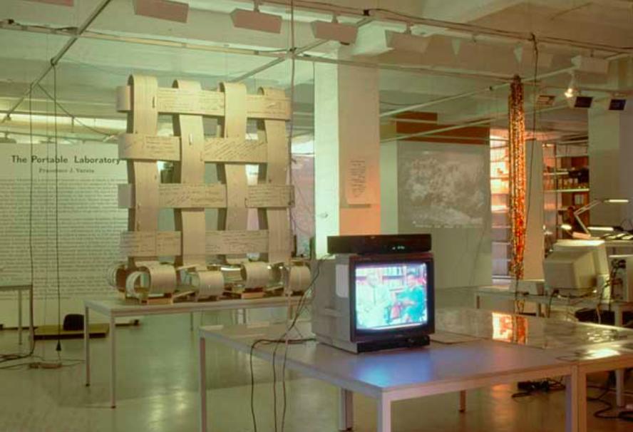 Figure 6.Laboratorium,Provinciaal Museum voor Fotografie, Antwerp 1999.