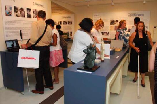 Exhibition entitled