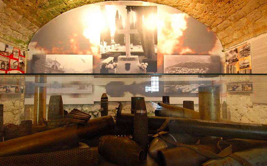 Homeland War Museum (Dubrovnik, Croatia)