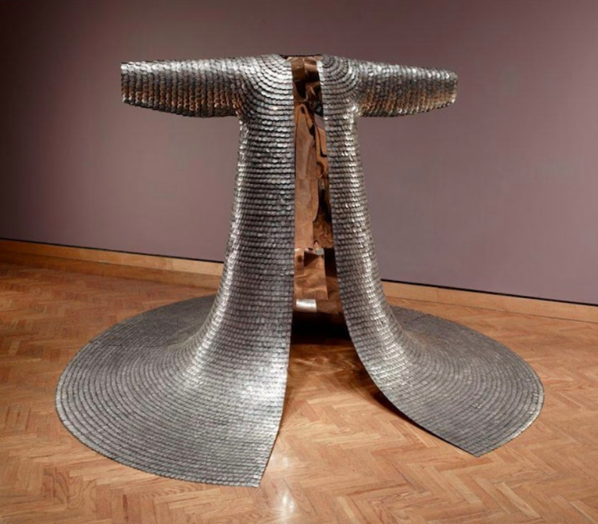 """Figure 12. """"Some/One"""" by Do Ho Suh. 2005. Minneapolis Institute of Art."""